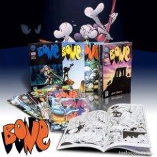 Cómics: PACK BONE. 40 CÓMICS - JEFF SMITH DESCATALOGADO!!! OFERTA!!!. Lote 154765622