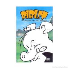 Cómics: CÓMICS. RIBLET - SNIEGOSKI DESCATALOGADO!!! OFERTA!!!. Lote 154768450