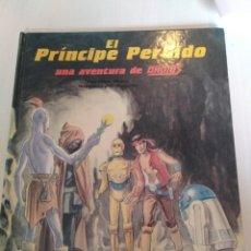 Cómics: STAR WARS COMIC PLAZA JOVEN EWOKS DROIDS EL PRINCIPE PERDIDO. Lote 154781584