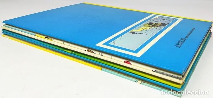 Cómics: 4 CÓMICS ARGOS. VV. AA. EDITORIAL ARGOS. S.A. BARCELONA 1971 - Foto 4 - 154794170