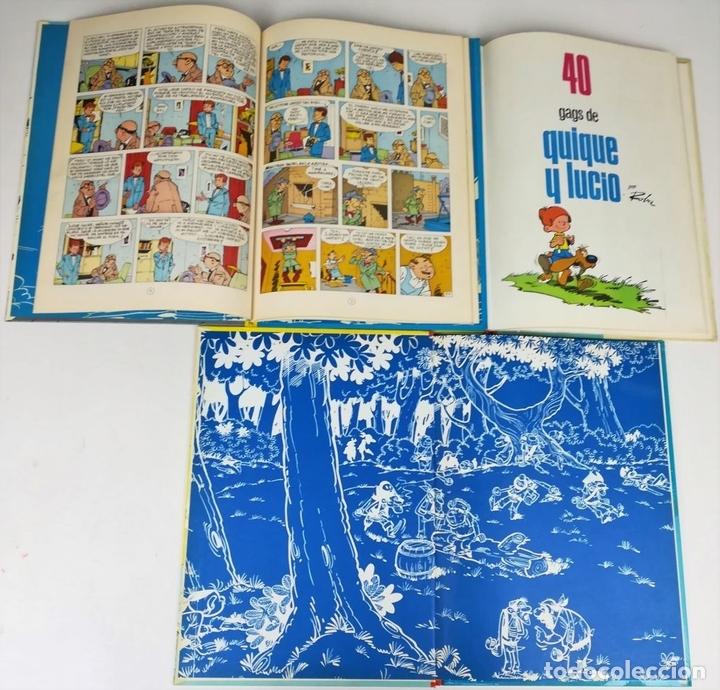 Cómics: 4 CÓMICS ARGOS. VV. AA. EDITORIAL ARGOS. S.A. BARCELONA 1971 - Foto 5 - 154794170