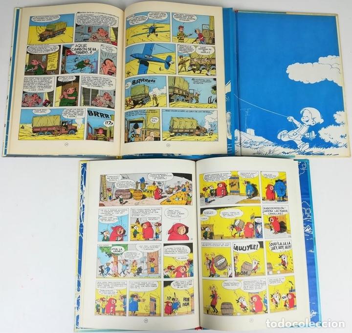 Cómics: 4 CÓMICS ARGOS. VV. AA. EDITORIAL ARGOS. S.A. BARCELONA 1971 - Foto 6 - 154794170