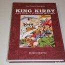 Cómics: KING KIRBY JACK KIRBY Y EL MUNDO DEL CÓMIC. Lote 154803946