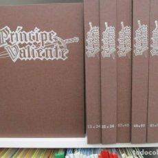 Cómics: COLECCION EL PRINCIPE VALIENTE - 7 TOMOS - 84 EJEMPLARES - EDICION HISTORICA. Lote 154825298