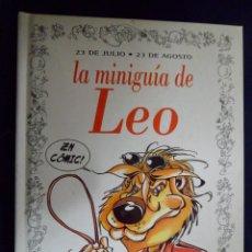 Cómics: LA MINIGUÍA DE LEO EN COMIC. ASTROLOGÍA. Lote 155090086