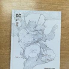 Cómics: CABALLERO OSCURO III LA RAZA SUPERIOR LIBRO OCHO (ECC EDICIONES). Lote 180028776