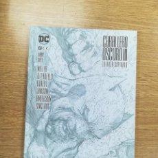 Cómics: CABALLERO OSCURO III LA RAZA SUPERIOR LIBRO SIETE (ECC EDICIONES). Lote 180028795