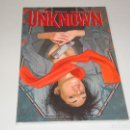 Cómics: THE UNKNOWN. Lote 155202062