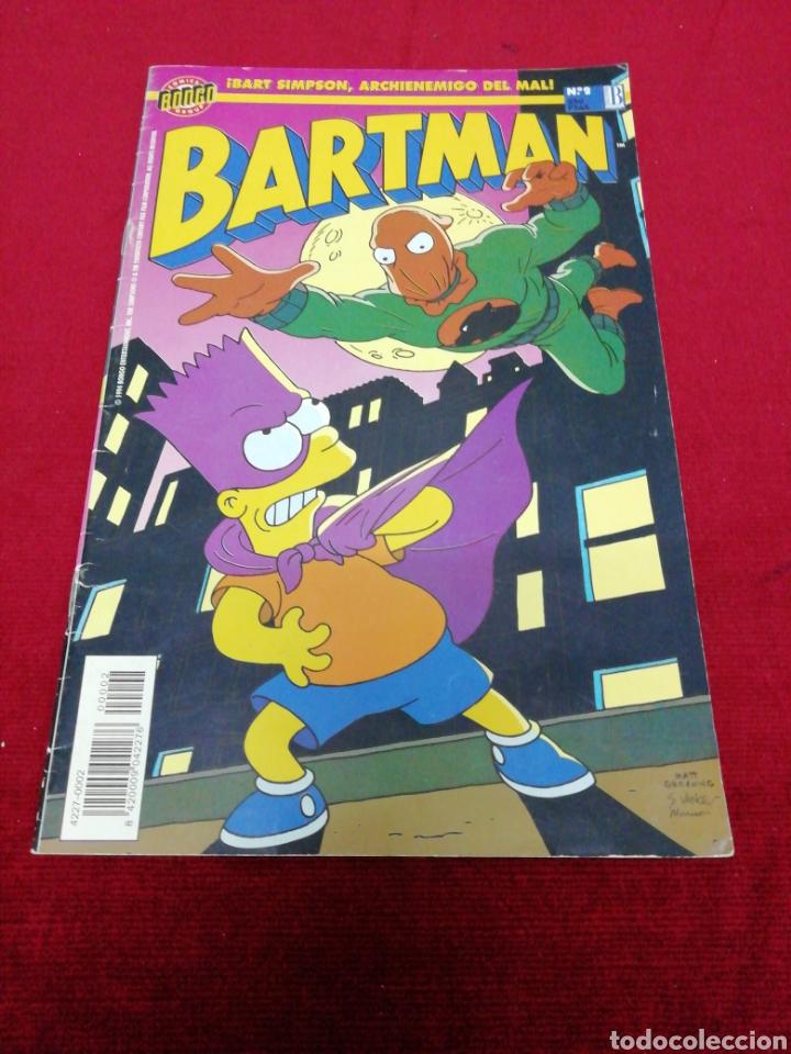 BARTMAN. N° 2 (Tebeos y Comics - Comics otras Editoriales Actuales)