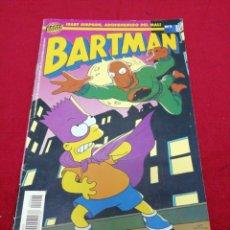 Cómics: BARTMAN. N° 2. Lote 155256761