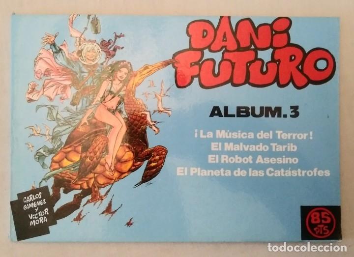 DANI FUTURO ALBUM 3 COLECCION TEBEO SEMANAL. HITPRESS (Tebeos y Comics - Comics otras Editoriales Actuales)