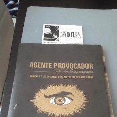 Cómics: AGENTE PROVOCADOR Nº 1. Lote 155468642