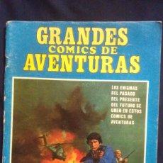 Cómics: GRANDES COMICS DE AVENTURAS 2 - EDITORIAL GAVIOTA. Lote 155496750