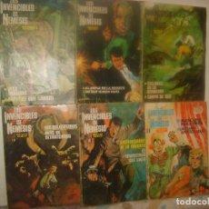 Cómics: LOS INVENCIBLES DE NEMESIS NºS 1 3 4 6 8 10. PORTES GRATIS.. Lote 155510094
