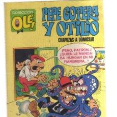 Cómics: PEPE GOTERA Y OTILIO CHAPUZAS A DOMICILIO. Lote 155618238