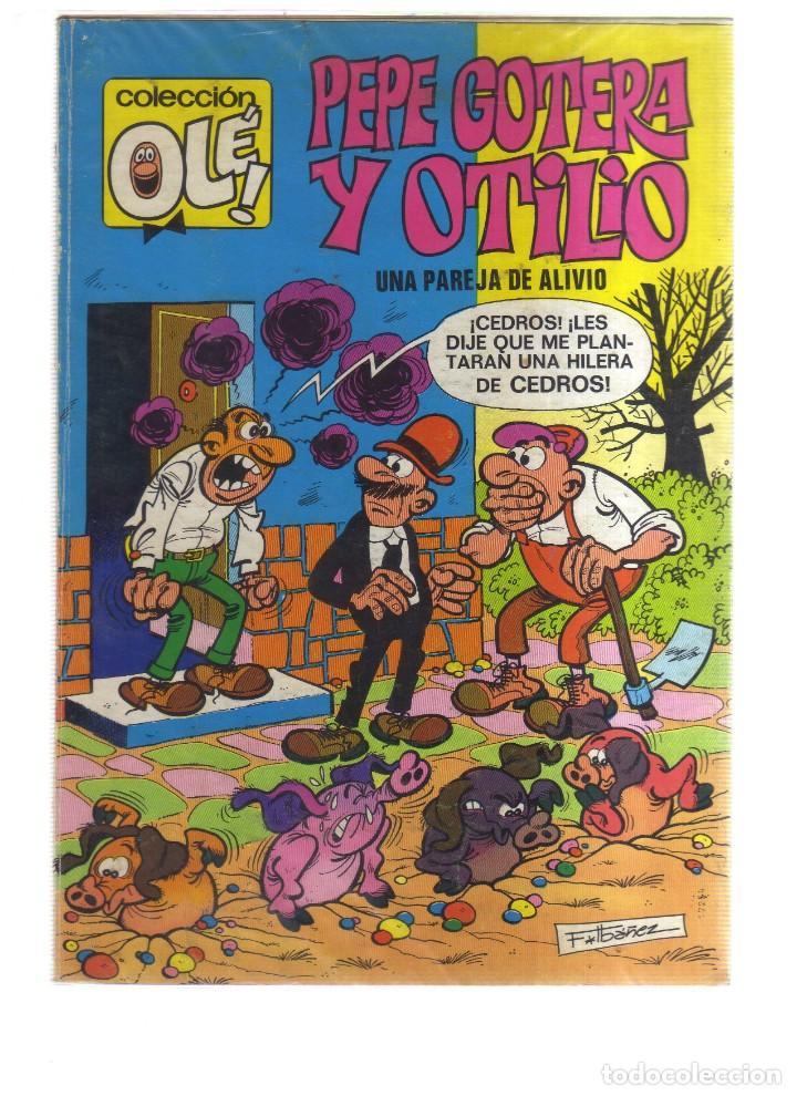 PEPE GOTERA Y OTILIO UNA PAREJA DE ALIVIO (Tebeos y Comics - Comics otras Editoriales Actuales)