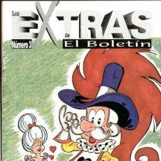 Cómics: EL CAPITAN MOSTACHETE EXTRAS DE EL BOLETIN Nº 3 (J. SANCHIS) - EL BOLETIN - COMO NUEVO - OFI15SE. Lote 155750570