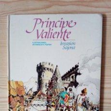 Cómics: PRINCIPE VALIENTE - INVASION SAJONA - BURULAN - 1983. Lote 155869410