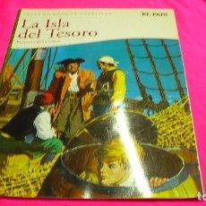 Cómics: JOYAS LITERARIAS JUVENILES EL PAIS, LA ISLA DEL TESORO, ROBERT LOUIS STEVENSON. . Lote 155883382