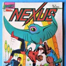 Cómics: NEXUS Nº 2 ''ASHRAM'' FIRST COMICS - TEBEOS S.A.. Lote 155931798