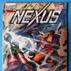 Cómics: NEXUS Nº 5 ''¡A POR CLAUSIUS!'' FIRST COMICS - TEBEOS S.A. . Lote 155931858