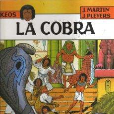 Cómics: KEOS LA COBRA . Lote 155932038