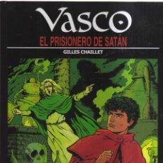 Cómics: VASCO EL PRICIONERO DE SATAN. Lote 155932786