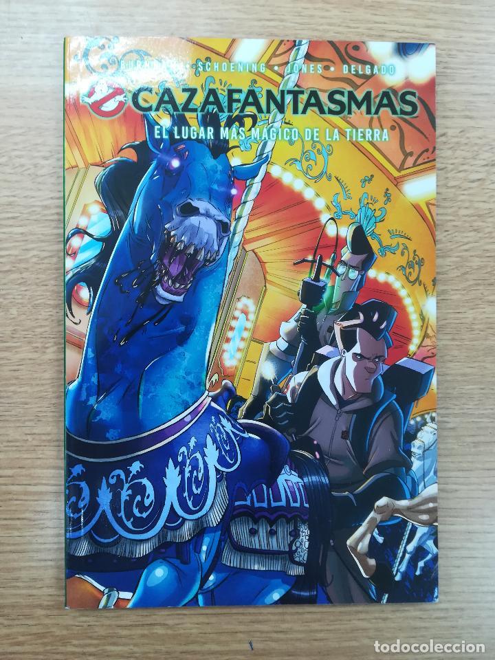 CAZAFANTASMAS #2 EL LUGAR MAS MAGICO DE LA TIERRA (FANDOGAMIA) (Tebeos y Comics - Comics otras Editoriales Actuales)