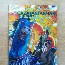 Cómics: CAZAFANTASMAS #2 EL LUGAR MAS MAGICO DE LA TIERRA (FANDOGAMIA). Lote 155939922