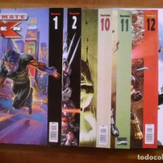 Cómics: ULTIMATE X MEN. LOTE. 1-2-10-11-13-14. Lote 155964650