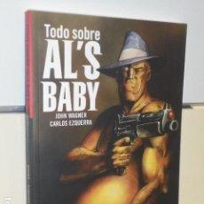 Cómics: 2000 AD TODO SOBRE AL'S BABY JOHN WAGNER Y CARLOS EZQUERRA - KRAKEN - OFERTA. Lote 161216401