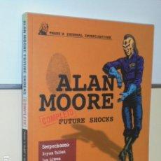Cómics: 2000 AD FUTURE SHOCKS COMPLETO ALAN MOORE - KRAKEN - OFERTA. Lote 156098213