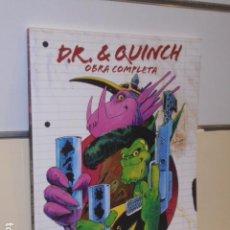 Cómics: 2000 AD D.R. & QUINCH OBRA COMPLETA ALAN MOORE - KRAKEN - OFERTA. Lote 156098277