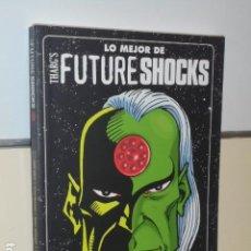 Cómics: 2000 AD LO MEJOR DE THARG'S FUTURE SHOCKS GRANT MORRISON & NEIL GAIMAN - KRAKEN - OFERTA. Lote 156098280