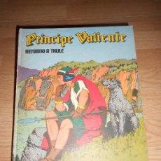 Cómics: PRINCIPE VALIENTE RETORNO A THULE / TOMO 7 - BURU LAN. Lote 155981978