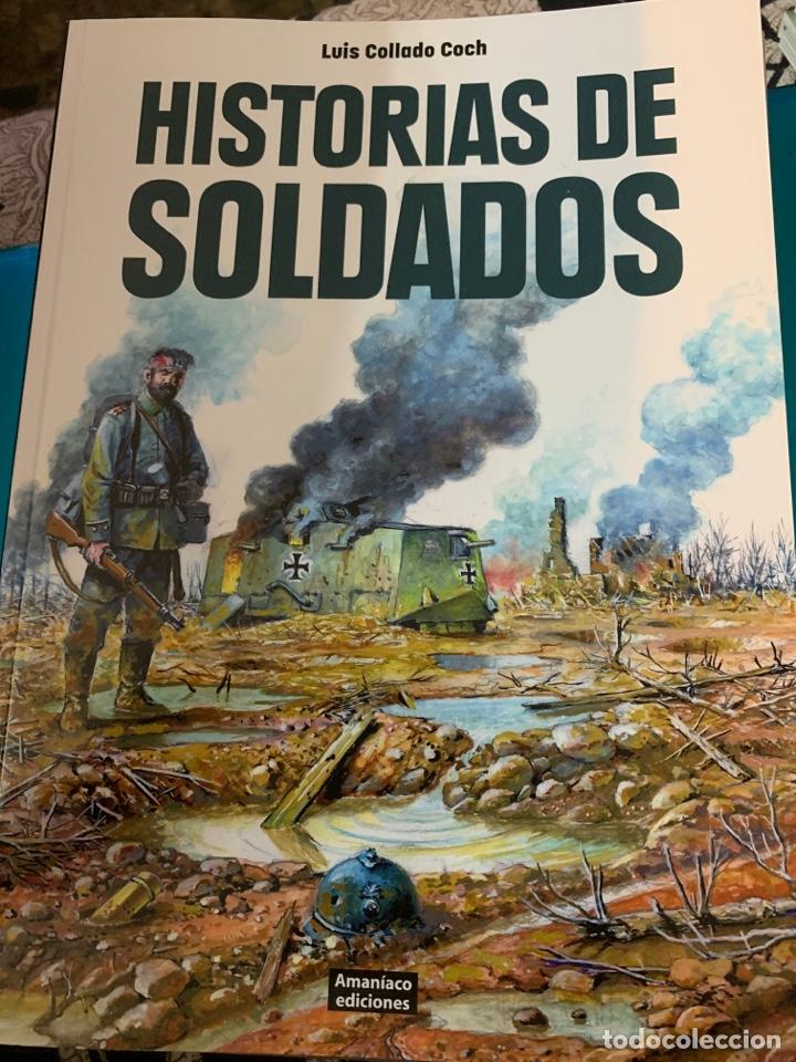 HISTORIAS DE SOLDADOS (Tebeos y Comics - Comics otras Editoriales Actuales)