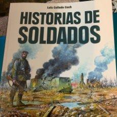 Cómics: HISTORIAS DE SOLDADOS. Lote 156001646