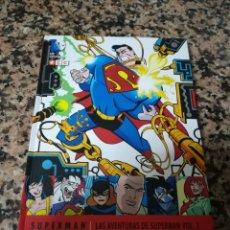 Cómics: LAS AVENTURAS DE SUPERMAN VOL 1-GRANDES AUTORES DE SUPERMAN-MARK MILLAR-ECC. Lote 156001840