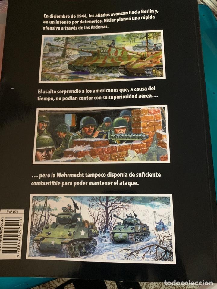 Cómics: Objetivo Amberes. Una ofensiva desesperada - Foto 2 - 156001928