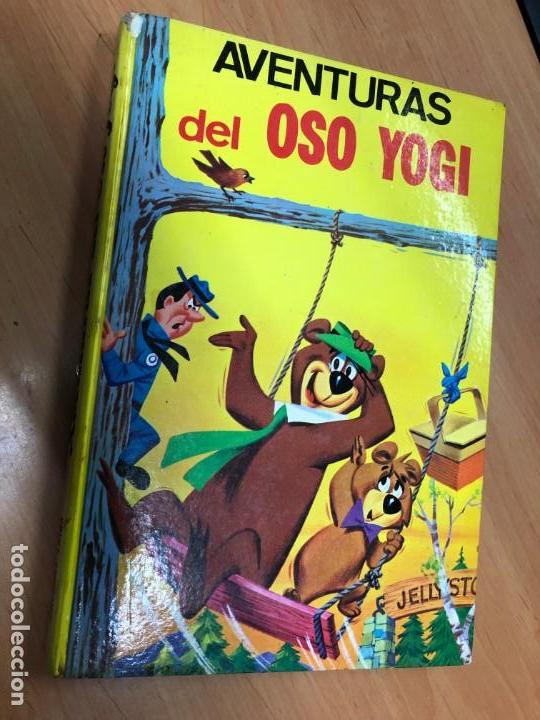 COMIC SERIE TV AVENTURAS DEL OSO YOGI SERIE LAIDA EDITORIAL FHER (Tebeos y Comics Pendientes de Clasificar)