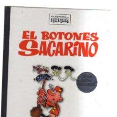 Cómics: EL BOTONES SACARINO EDICION ESPECIAL COLECCIONISTA. Lote 156079726