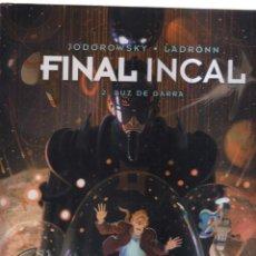 Cómics: FINAL INCAL N,2 LUZ DE GARRA. Lote 156086770