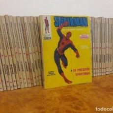 Cómics: COLECCION COMPLETA SPIDERMAN VERTICE (59 NUMEROS). Lote 156147466