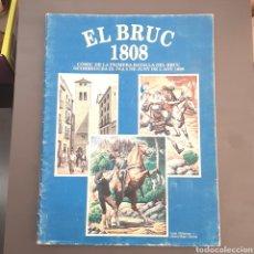 Cómics: EL BRUC 1808 - DE ANTONI RAJA / CON SU AUTOGRAFO. Lote 156169453