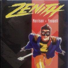 Cómics: ZENITH PACK DEL Nº 1 AL Nº 4 DE MORRISON & YEOWELL DE DUDE COMICS. Lote 156186466