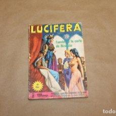 Cómics: LUCIFERA Nº 10, EL VIBERIA. Lote 156192334