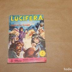 Cómics: LUCIFERA Nº 7, EL VIBERIA. Lote 156192806
