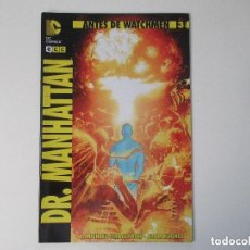 Cómics: DR. MANHATTAN 3. Lote 156296206