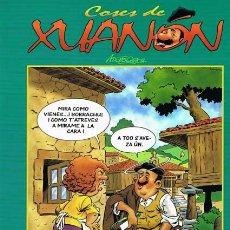 Cómics: COSES DE XUANON POR ADOLFO GARCIA (IDIOMA ASTURIANO). Lote 156316758