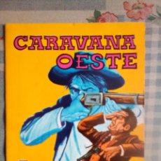 Cómics: CARAVANA OESTE- VILMAR- Nº 243 -NIDO DE GRANUJAS-INTERESANTE- BUENO- DIFÍCIL- LEAN-0569. Lote 156380198